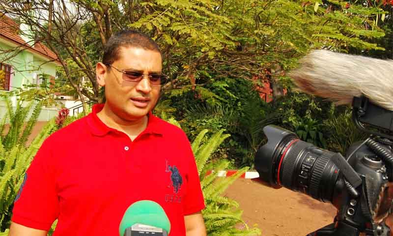 news- 0006 Honorable Patrick Bologna soutient le dialogue en RDC
