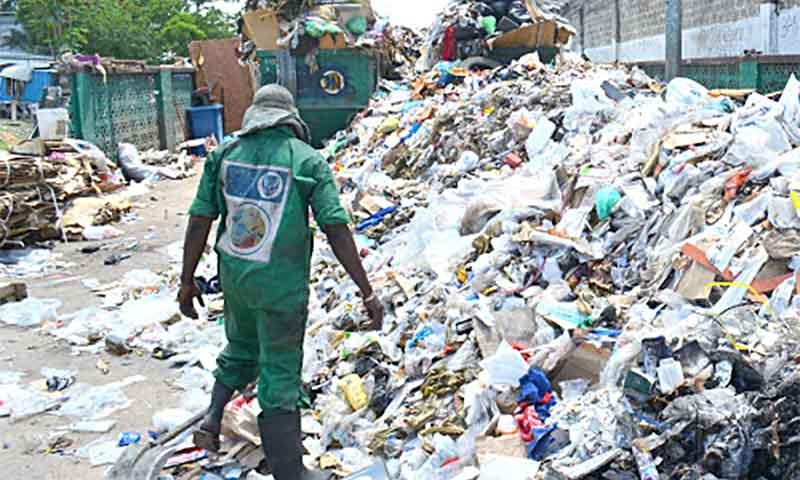 news- 0020 Insalubrité à Kinshasa